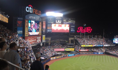 Beautiful Citi Field