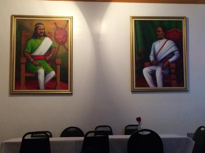 Important Ethiopian men of means?
