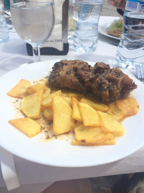 Ox Tail in Ronda